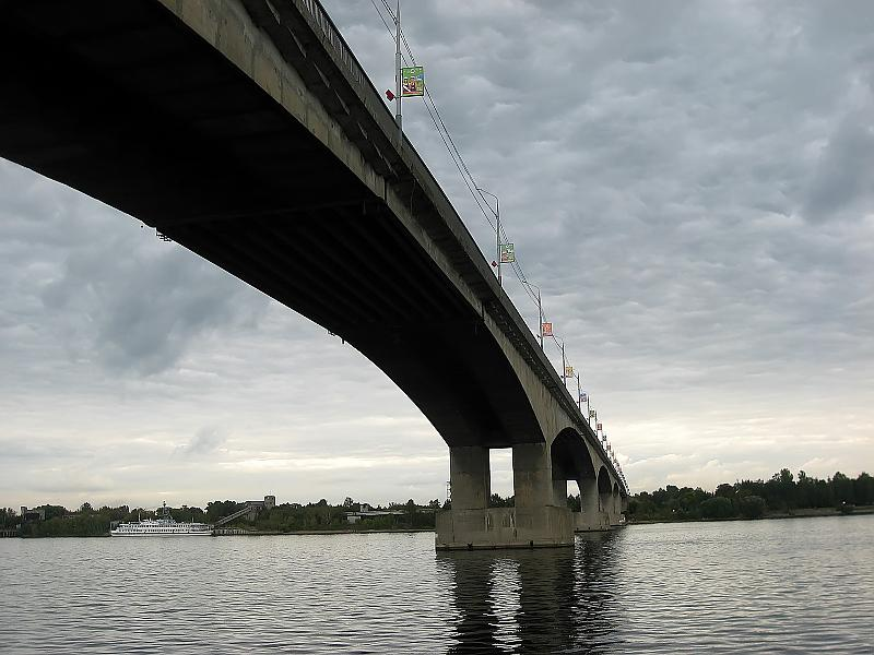 В Ярославле отремонтируют мосты.