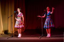 Шуйская красавица 2013. Екатерина Блохина и Екатерина Курицына