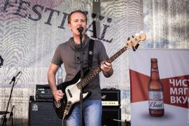 Первый гитарный фестиваль 2015 Плёс, Сейф