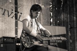 Первый гитарный фестиваль 2015 Плёс, Олег Изотов
