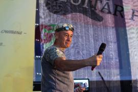 Игорь Сандлер. Первый гитарный фестиваль 2015 Плёс
