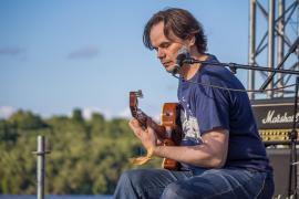 Алексей Кравченко. Первый гитарный фестиваль 2015 Плёс