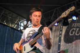 Первый гитарный фестиваль 2015 Плёс, группа Prana