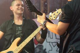 Первый гитарный фестиваль 2015 Плёс, группа Strike