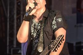 группа Strike, Первый гитарный фестиваль 2015 Плёс, Алексей Страйк