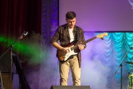 Сейф в филармонии. Иваново, 12.12.2015