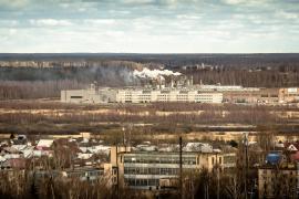 фото город Шуя, Ивановская область, завод Эггер
