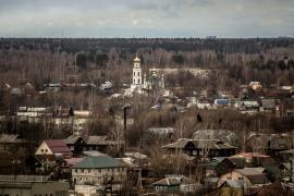 фото город Шуя, Ивановская область, церковь в Мельничном