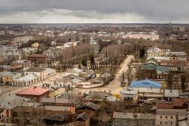 фото город Шуя, Ивановская область, площадь Ленина