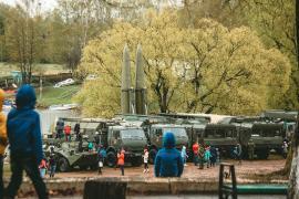 День Победы. Шуя. 9 мая 2017. Городской парк