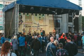 ВИА «Волга-Волга». Бальмонтфест 2017