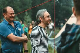 Фестиваль Платформа 2017. Леонид Каганов
