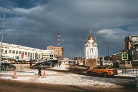 Железнодорожный вокзал Иваново