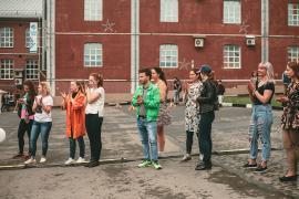 День города Иваново 2018. Дербенев. Lavi сальса бачата
