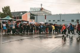 День города Иваново 2018. Дербенев