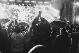 """Вячеслав Бутусов. Юрьевец. Открытие XII международного кинофестиваля """"Зеркало"""""""