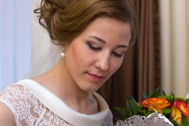 Съёмка свадьбы в Шуе