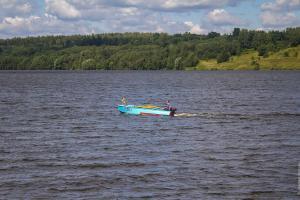 Плёс. Волга