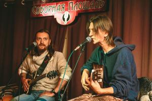 Роман Филиппов. Илья Оленев. Владимир