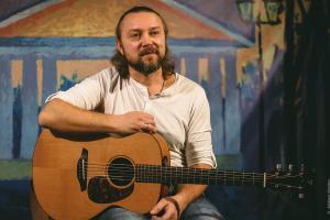 Александр Логунов. Квартирник в Шуе