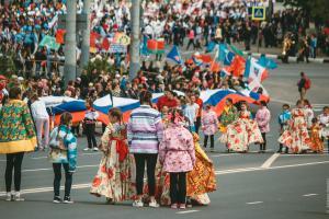 День города Иваново 2017. Праздничное шествие
